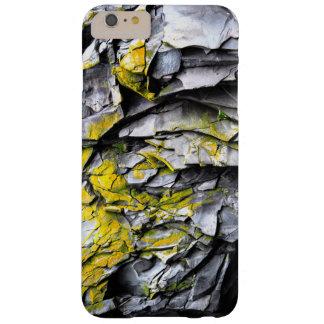 Coque Barely There iPhone 6 Plus Le gris moussu bascule la photo