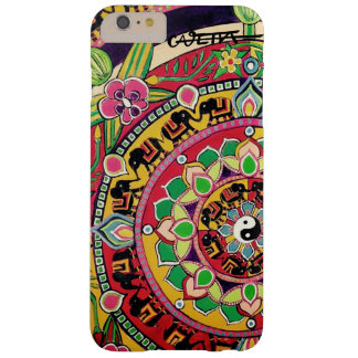 COQUE BARELY THERE iPhone 6 PLUS MANDALA ZEN