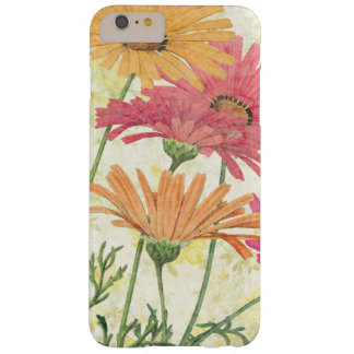 Coque Barely There iPhone 6 Plus Marguerites décoratives