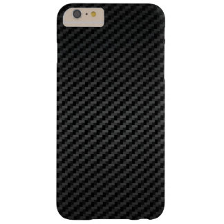 Coque Barely There iPhone 6 Plus Moteur emballant la fibre de carbone