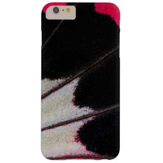 Coque Barely There iPhone 6 Plus Motif d'aile de détail de papillon tropical
