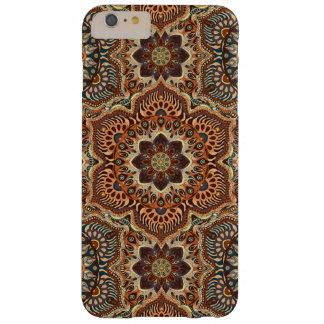 Coque Barely There iPhone 6 Plus Motif floral ethnique abstrait coloré De de