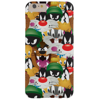 Coque Barely There iPhone 6 Plus Motif LOONEY de TUNES™ Emoji