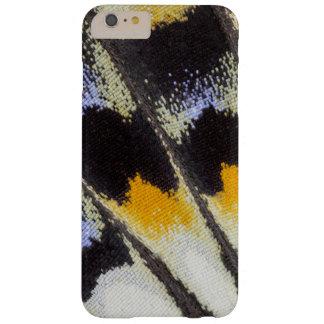 Coque Barely There iPhone 6 Plus Motif multicolore d'aile de papillon