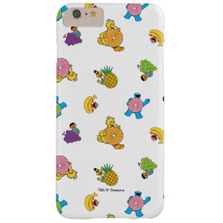 Coque Barely There iPhone 6 Plus Motif tropical de Sesame Street