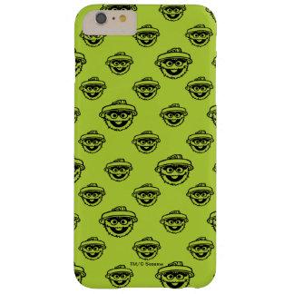 Coque Barely There iPhone 6 Plus Oscar le motif de vert de rouspéteur