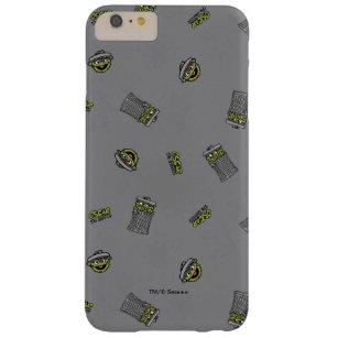 Coque Barely There iPhone 6 Plus Oscar le motif gris du rouspéteur  
