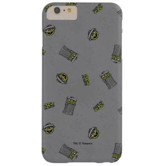 Coque Barely There iPhone 6 Plus Oscar le motif gris du rouspéteur |