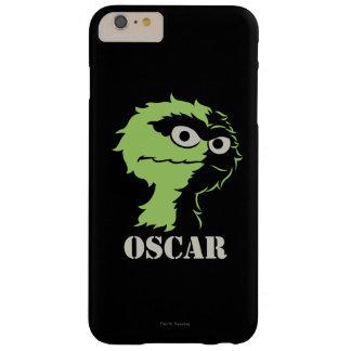 Coque Barely There iPhone 6 Plus Oscar le rouspéteur demi