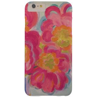 Coque Barely There iPhone 6 Plus Pavots en fleur
