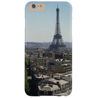 Coque Barely There iPhone 6 Plus Paysage urbain de Paris, France