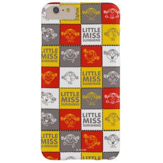 Coque Barely There iPhone 6 Plus Petite Mlle Sunshine motif rouge et jaune de  