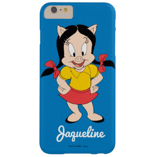 Coque Barely There iPhone 6 Plus Pétunia classique du pétunia |