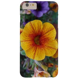 Coque Barely There iPhone 6 Plus Pétunia orange