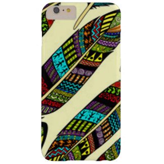 Coque Barely There iPhone 6 Plus Plumes africaines