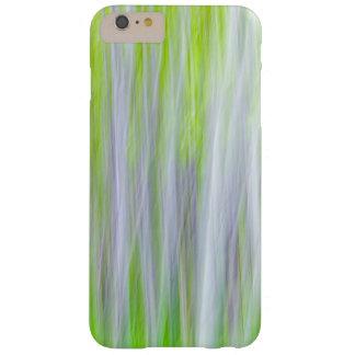 Coque Barely There iPhone 6 Plus Résumé de la traînée de rivière des arbres  