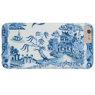 Coque Barely There iPhone 6 Plus Saule bleu