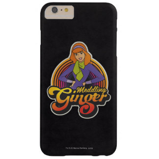"Coque Barely There iPhone 6 Plus Scooby-Doo | ""gingembre de ingérence"" Daphne"