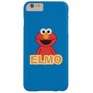 Coque Barely There iPhone 6 Plus Style de classique d'Elmo