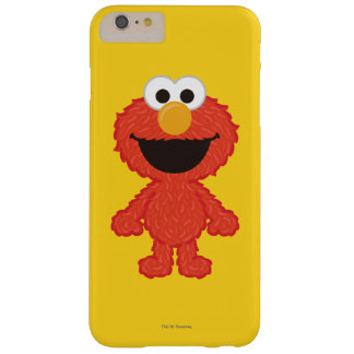 Coque Barely There iPhone 6 Plus Style de laine d'Elmo