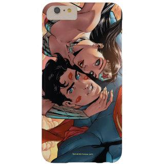 Coque Barely There iPhone 6 Plus Superman/variante comique de la couverture #11