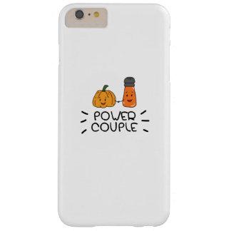 Coque Barely There iPhone 6 Plus T-shirt drôle de thanksgiving d'épice de