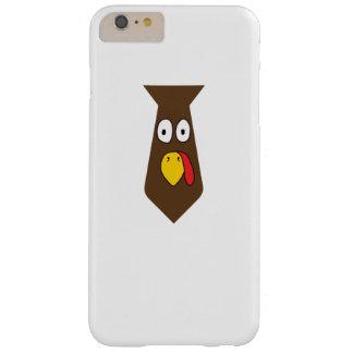 Coque Barely There iPhone 6 Plus Thanksgiving de cravate de la Turquie pour le