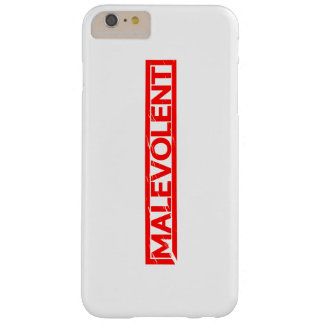 Coque Barely There iPhone 6 Plus Timbre malveillant