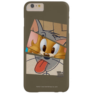 Coque Barely There iPhone 6 Plus Tom et Jerry | Tom et Jerry Mashup