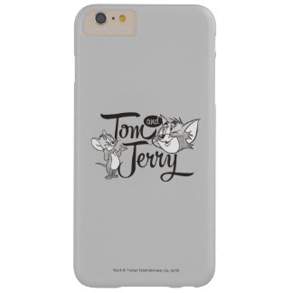 Coque Barely There iPhone 6 Plus Tom et Jerry | Tom et Jerry semblant doux