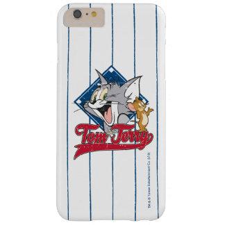 Coque Barely There iPhone 6 Plus Tom et Jerry | Tom et Jerry sur le diamant de