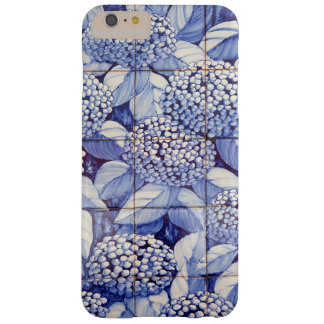 Coque Barely There iPhone 6 Plus Tuiles florales