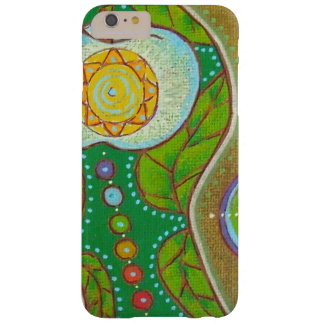 Coque Barely There iPhone 6 Plus Vegan chakras