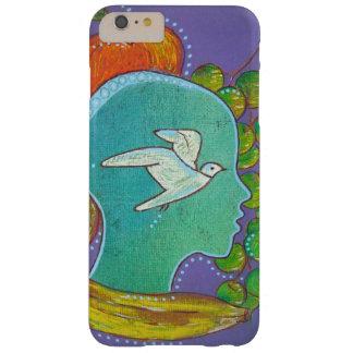 Coque Barely There iPhone 6 Plus Vegan freedom bird