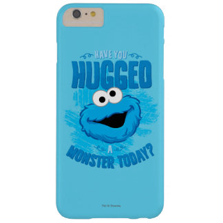 Coque Barely There iPhone 6 Plus Vous avez étreints un monstre aujourd'hui