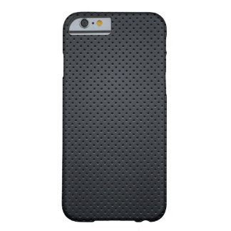 Coque Barely There iPhone 6 polymère Carbone-fibre-renforcé
