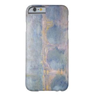 Coque Barely There iPhone 6 Pont de Claude Monet | Waterloo, Londres, au