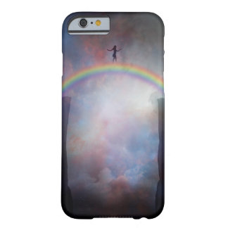 Coque Barely There iPhone 6 Pont en arc-en-ciel