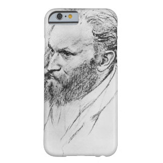 Coque Barely There iPhone 6 Portrait d'Edgar Degas | d'Edouard Manet