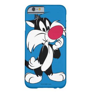 Coque Barely There iPhone 6 Pose classique de Jr. | de Sylvester
