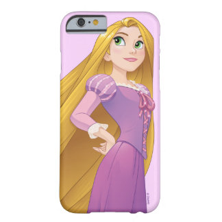Coque Barely There iPhone 6 Princesse Power de Rapunzel |