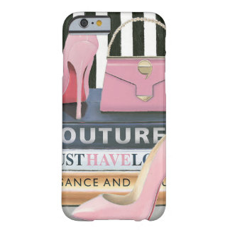 Coque Barely There iPhone 6 Rayures de couture d'Apple sauvage | - chaussures