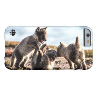 Coque Barely There iPhone 6 Ressort - Fox arctique