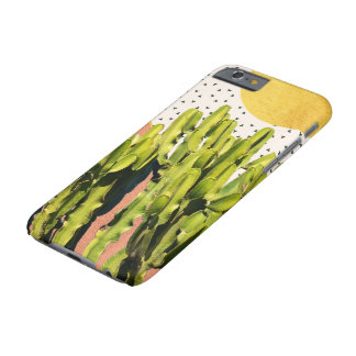 Coque Barely There iPhone 6 Rêve de cactus