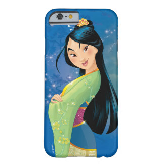 Coque Barely There iPhone 6 Rêveur courageux de Mulan |