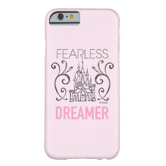 Coque Barely There iPhone 6 Rêveuse courageuse des princesses | de Disney