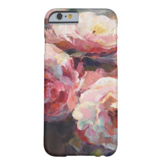 Coque Barely There iPhone 6 Roses de rose sauvage