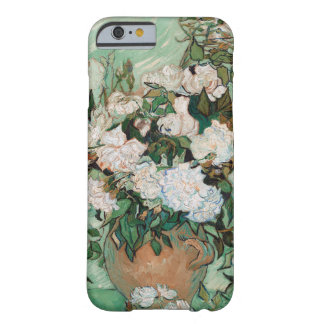 Coque Barely There iPhone 6 Roses de Vincent van Gogh |, 1890