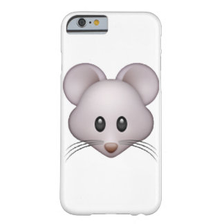 Coque Barely There iPhone 6 Souris - Emoji