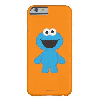 Coque Barely There iPhone 6 Style de laine de monstre de biscuit